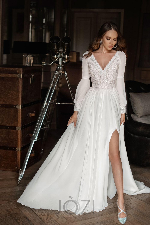 """Свадебное платье от бренда Jozi """"Констанция"""""""