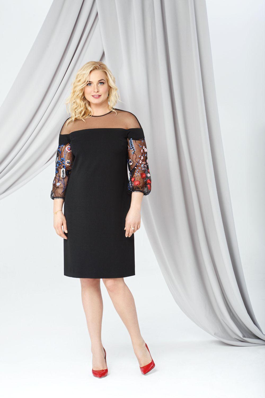 Вечернее платье от бренда Emse
